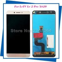 For Letv Le 2 Pro Letv Le 2 X620 LCD Display Touch Screen 100 Original Digitizer