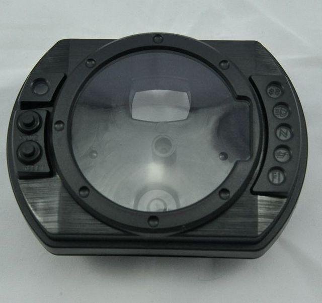 Speedometer Tachometer Gauge Clock Case Cover For 2003-2006 Kawasaki ZX6R Z750 Z1000