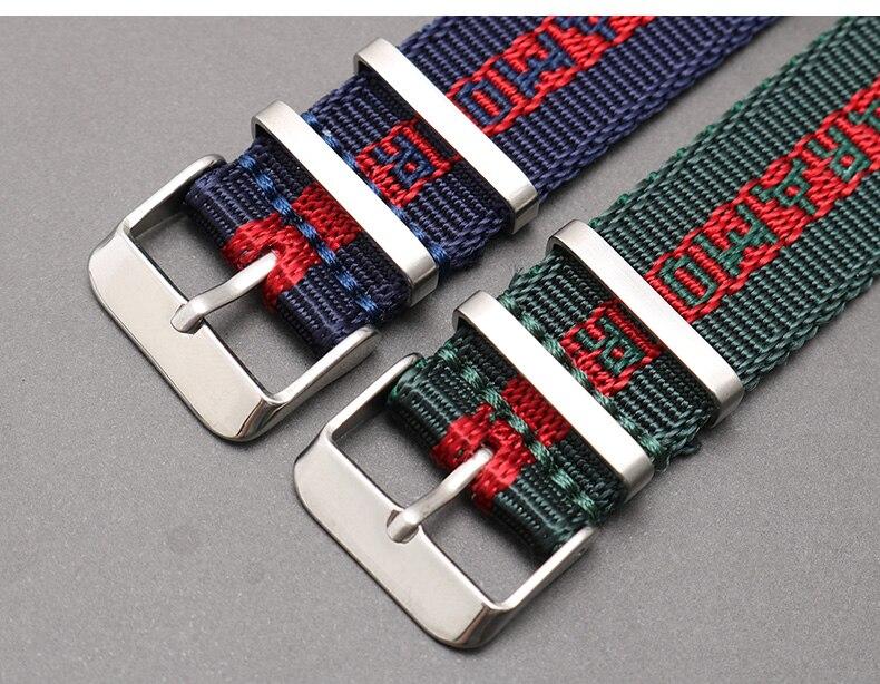79403956b6c Hight Quality Nylon Nato Strap For Gc YA136215 YA1326216 YA126487 ...