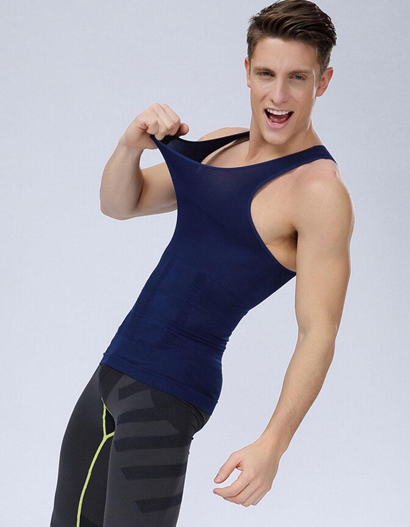 26a680c00b9c2 Hot Hot Sale Brand Body Shaper Girdles Slimming Vest Best BodyShaper Extra  Firm Shapewear Undergarments Chest Gynecomastia