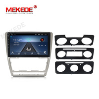 MEKEDE Android 8.1 Car DVD GPS Multimedia Player For SKODA Octavia 2 2011 2013 A5 Car dvd Navigation Radio Bideo Audio Player