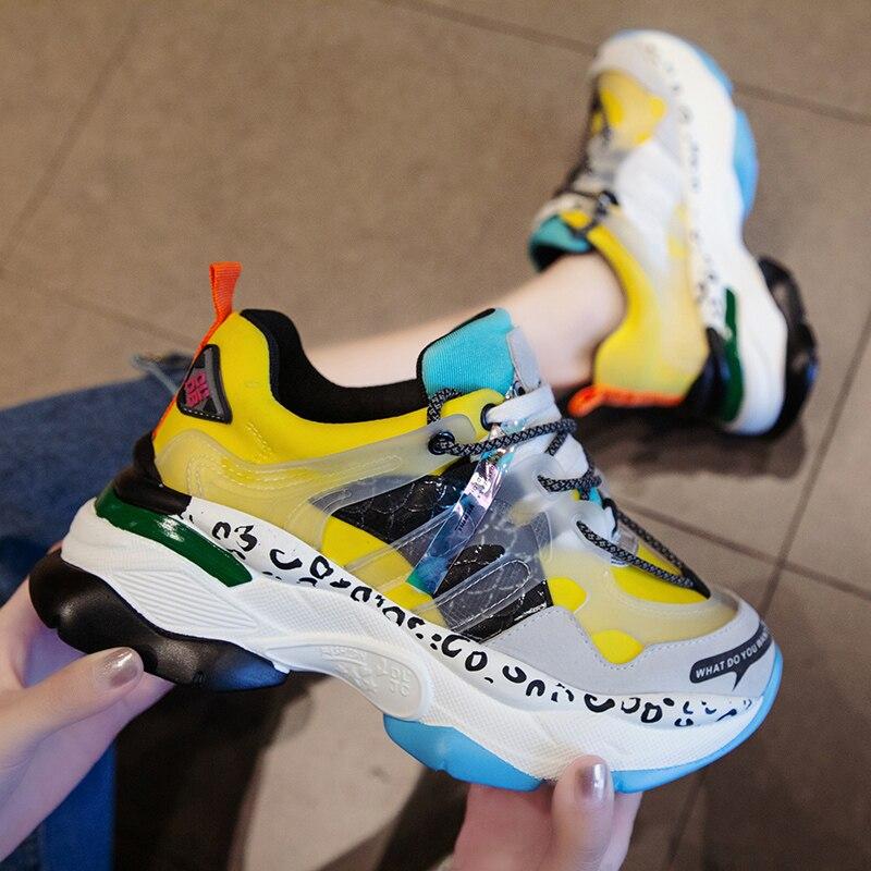 2019 цветные кроссовки с граффити, женская повседневная обувь, женские красные кеды на высокой платформе, женские кроссовки, баскетбольные