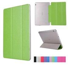 Искусственная кожа флип стенд раза защитный чехол для huawei MediaPad T3 10 9,6 дюйма AGS-L09 AGS-L03 9,6 дюймов Tablet Cover