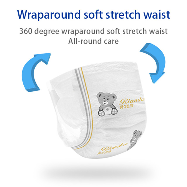 Soft Absorb Baby Diapers for Newborns