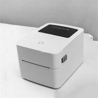 DL-730C 108mm impressora de etiquetas térmica 203 dpi alta qualidade etiqueta adesiva térmica express epacket entrega encomenda máquina impressão