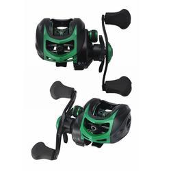 Tyczki Reel Fishing 9.1: 1 20 łożyska kulkowe Tackle High Speed Bait Casting kołowrotek wędkarski przynęta kołowrotek akcesoria wędkarskie|Kołowrotki|Sport i rozrywka -