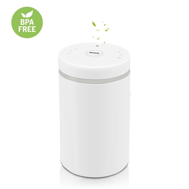 Portable Waterless Car Aroma Diffuser Nebulizer