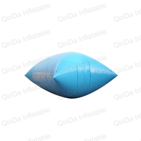 Customized size inflatable water blob jump inflatable water catapult blob for sale