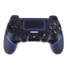 Беспроводная Связь Bluetooth Игры Геймпад Регулятор Joypad для Dualshock 4 Джойстик Геймпад Консоли для Sony PlayStation4 PS4 Controller
