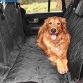 Универсальный Автомобиль Собака Сиденья Pet Автомобилей Заднее Сиденье Охватывает Скольжения доказательство Водонепроницаемый Собака Гамак Смещать-доказательства