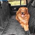 Universal Car Dog Seat Cover Pet Car Backseat Covers Slip-proof Waterproof Dog Hammock Slip-proof