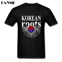 Men T Shirts Online Designer White Short Sleeve Custom T Shirts Men Man S Korean Roots