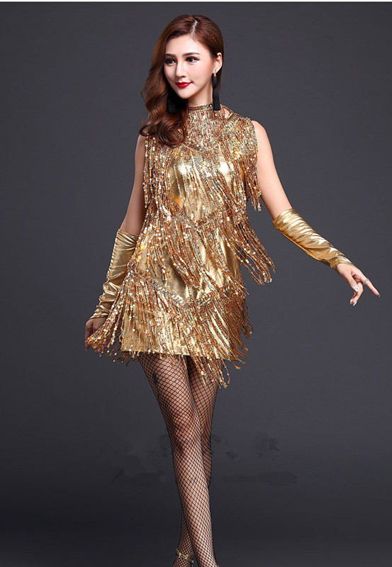 aliexpress  buy new adult v neck sequin flapper