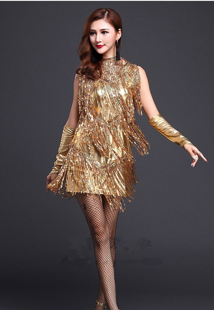 Modern Flapper Dress