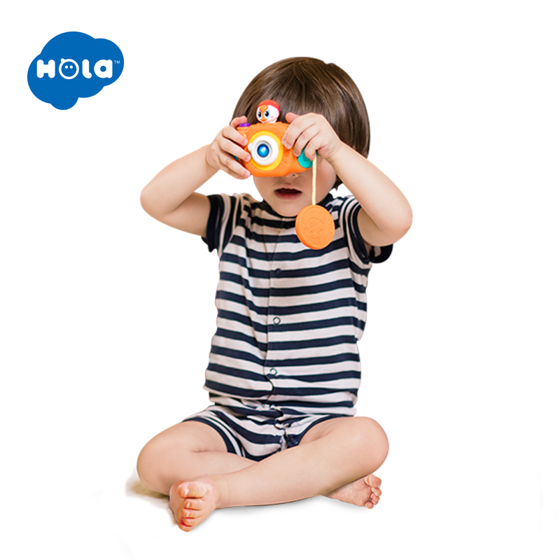 HOLA 3111B Baby Toys Camera Toy Projection Simulation Kids Digital Take Photo Animal Toys For Children Gifts