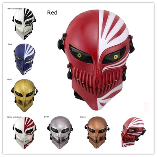 Free Shipping Death Ichigo Kurosaki Bleach Mask Halloween