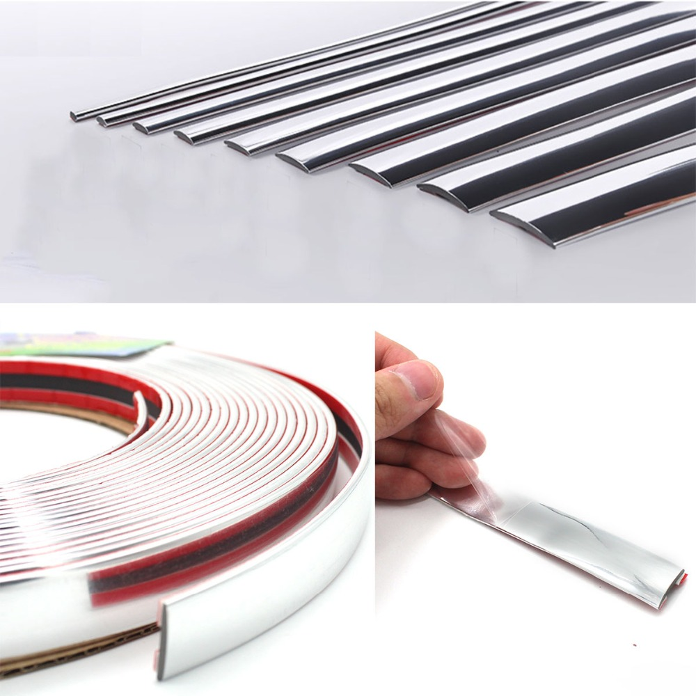 Different Sizes Shown FLEXTRIM #445: Flexible Casing Molding: 11//16 Thick x 3.25 Wide 42 to 56 Diameter PRE Curved to fit Half Round Windows