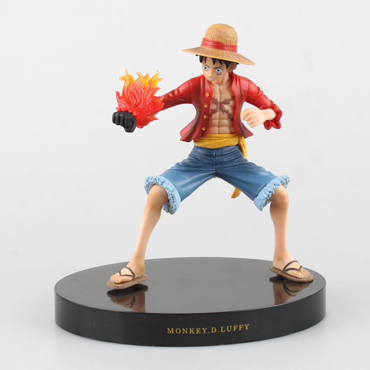 ФОТО 2016 One Piece Toys Luffy Figures 18cm Movie Figures Anime Hot Toys Japanese Toys Boys Gifts Collection Models