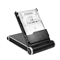 Мобильного внешний корпус для Жесткий диск Док-станция USB 3.0 2.5 ''SATA Serial Порты и разъёмы SSD Ратон inalambrico
