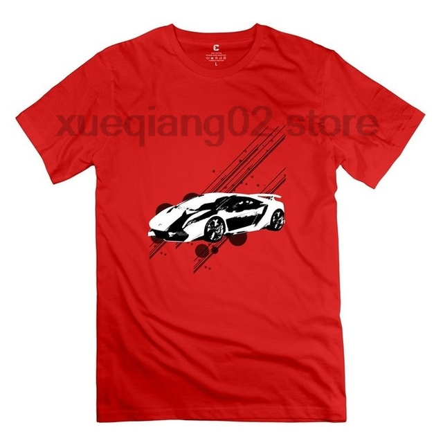 AUTOMOBILI LAMBORGHINI T Shirts And Tops Men T Shirt