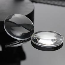 4x BiConvex Ultra Clear Lens For Google Cardboard Virtual Reality 3D VR Glasses