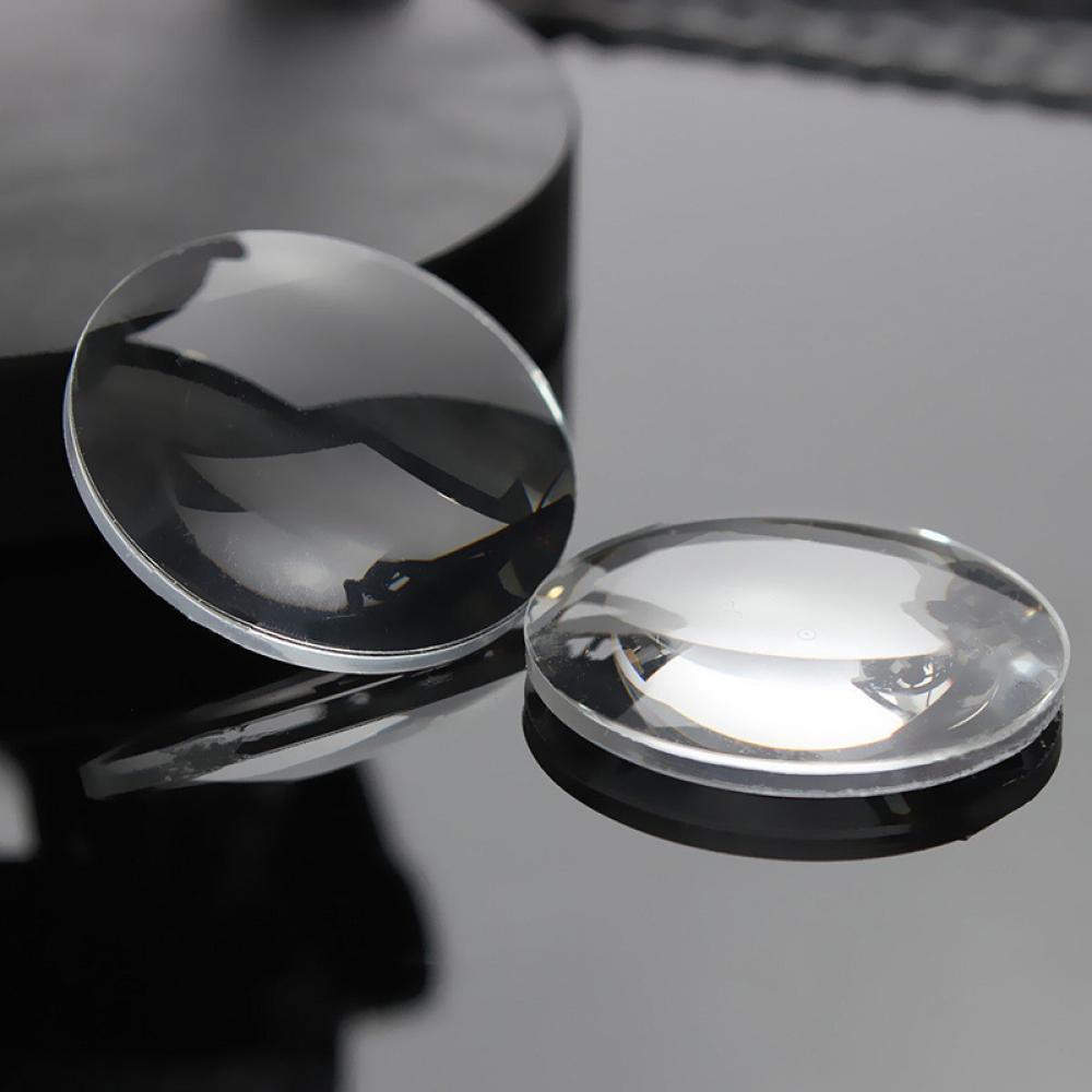 4x BiConvex Ultra Clear Lens For Google Cardboard font b Virtual b font font b Reality