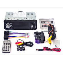 4022D Car Radio Music Player with Rear View Camera Support Bluetooth MP5/MP4/MP3/FM Transmitter Car Video with Remote Control