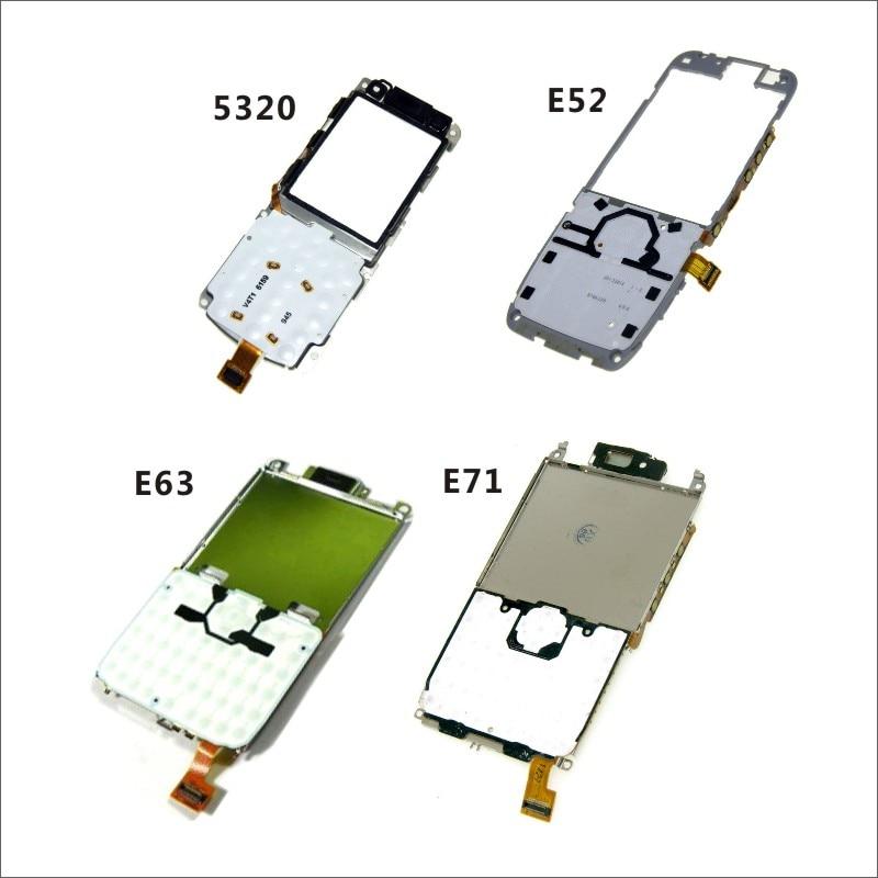 For Nokia 5320 E52 E63 E71 Keypad Keyboard Function Keys Flex Cable Replacement