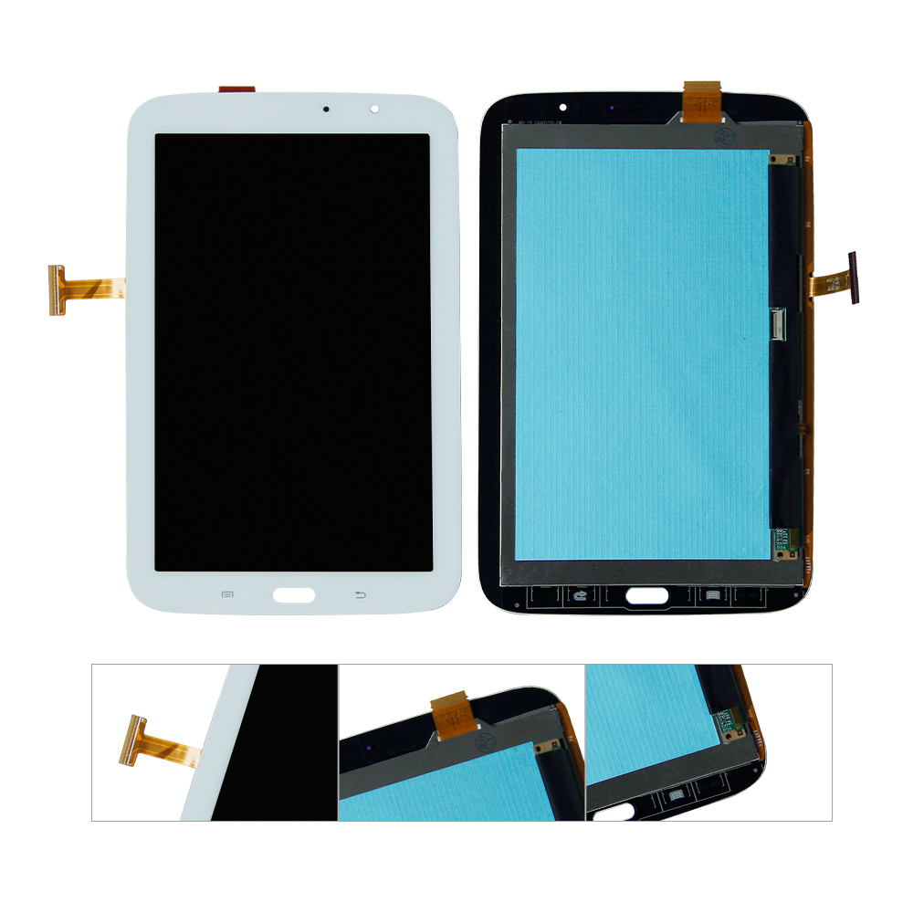 For Samsung Galaxy Note 8 GT-N5110 N5110 LCD Display Touch Screen Digitizer Assembly Replacement full lcd display touch screen digitizer frame for samsung galaxy note 3 gt n9005 n9005 black white