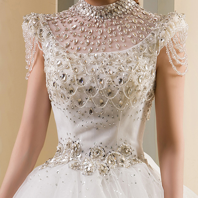 Decorate Wedding Dress