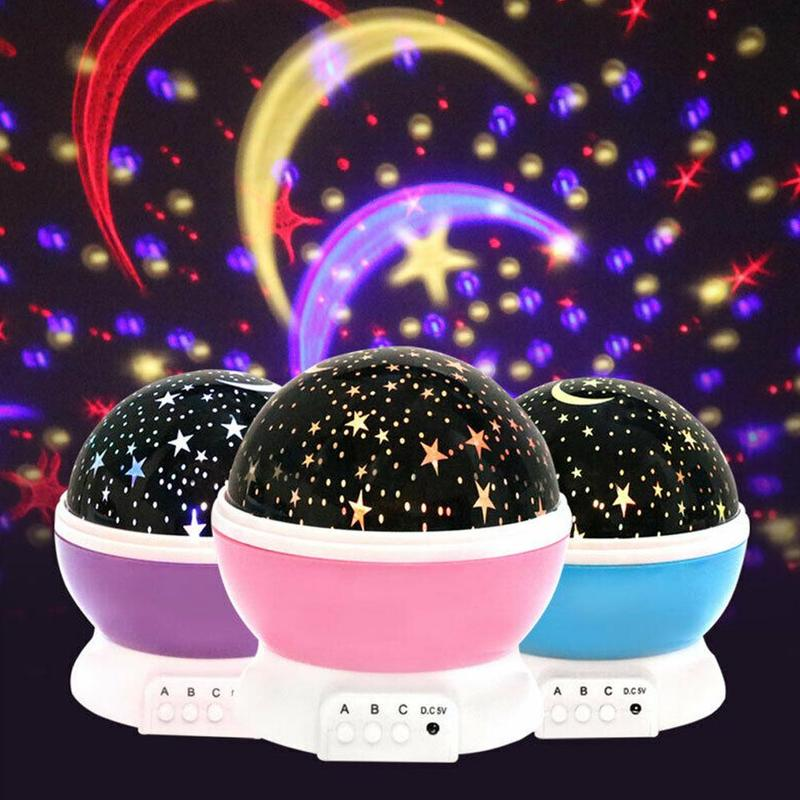 Usb Rechargeable Led Star Light