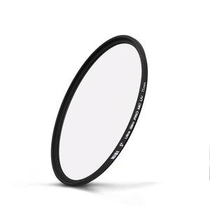 Image 1 - NiSi filtro Ultra delgado MCUV filtro protector de lente 82 49 46 43 55 52 58 62 67 62 77mm para nikon Canon Sony accesorios de lente