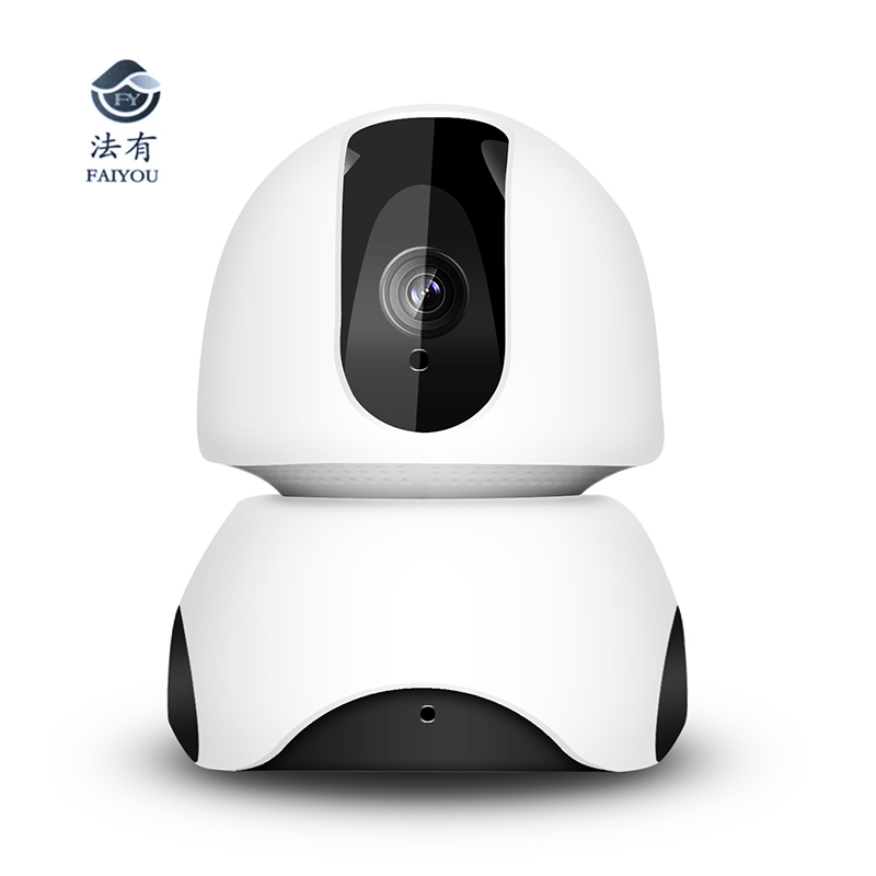 FAIYOU WIFI Mini CCTV Camera IP P2P HD Video 2MP 1080P Night Vision 10m Rotation 355