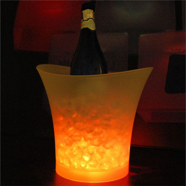 5l waterproof led ice bucket 3 color changing bars nightclubs led 5l waterproof led ice bucket 3 color changing bars nightclubs led light up champagne beer bucket aloadofball Image collections