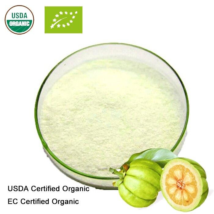 Gesundheitsversorgung 1 Hydroxyzitronensäure Extrem Effizient In Der WäRmeerhaltung Schönheit & Gesundheit Usda Und Ec Certified Organic Gamboge Extract10