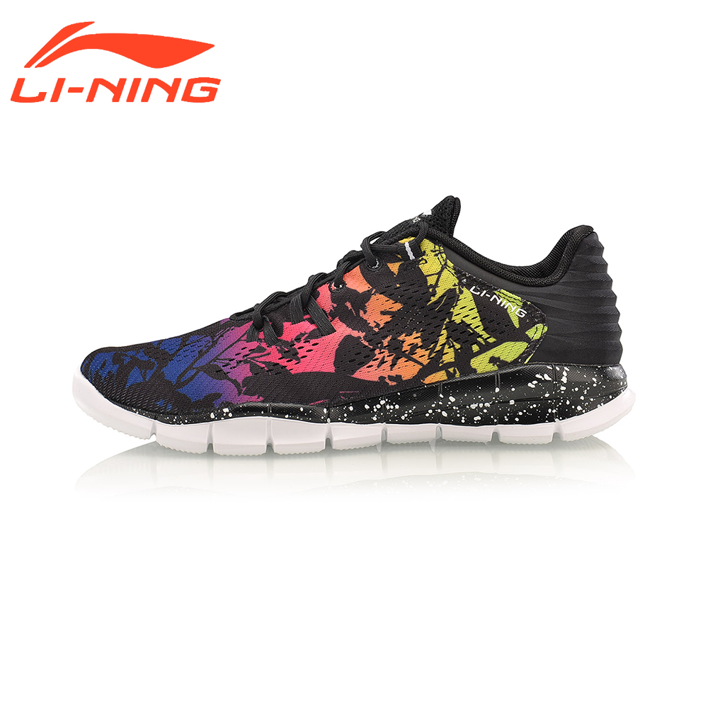 Li-Ning Men Running Shoes Breathable Stability Brand Sports Sneakers Lightweight Lining Running Shoes 2017 New Arrivals li ning men s smart running shoes furious rider tuff os stability sneakers probarloc lining sports shoes arhl043 xyp424