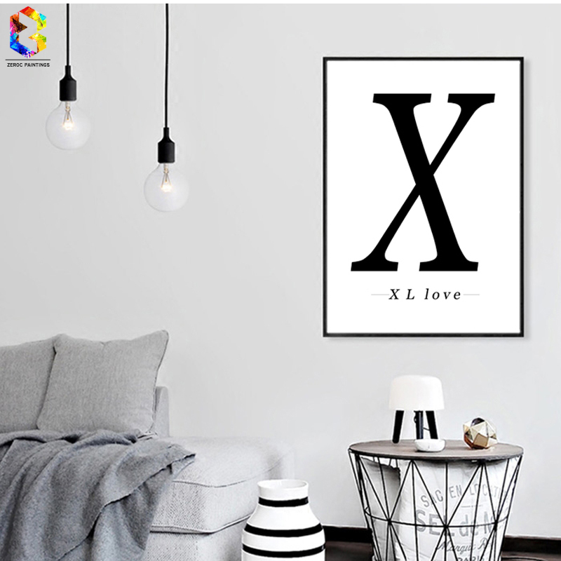 XL love Quote Canvas Art Print Painting, Wall Pictures Poster For Living Room Decoration, Home decor  wall art xl | XL MODERN CANVAS WALL ART Painting-MOSAICA Limited Edition Hand Embellished Giclee on canvas  font b XL b font love Quote Canvas font b Art b font Print Painting