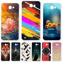 TAOYUNXI Soft TPU Case For Samsung Galaxy J5 Prime On5 2016 G570 G570F/DS G570Y G570M G570F G570F/DS G5700 DIY Painted Covers