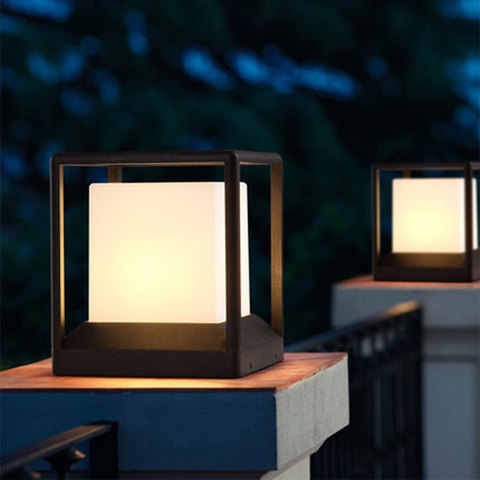 cheap iluminacao de paisagem externa