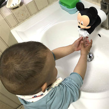 kids bathroom accessories Cute Faucet Extender Minnie Cartoon Kid faucet extender elephant Baby Washing Hand Dropshippin