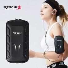 REXCHI Открытый Trail бег рука сумка сверхлегкий водостойкий шестерни для женщин спортивные аксессуары держатель мобильного телефона леди