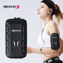 REXCHI Outdoor Trail Running Arm Bag Ultralight Waterproof Gear Women Sport Accessories Mobile Phone Holder Lady Fitness Wallet