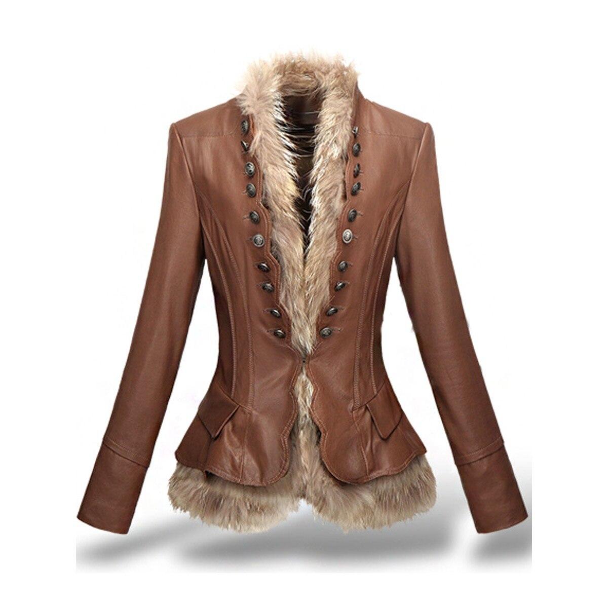 Young17 Automne Veste Femmes Vêtements 2018 Plus La Taille Mince À Manches Longues Streetwear Casual Dames Veste Automne Hiver Épais Pardessus