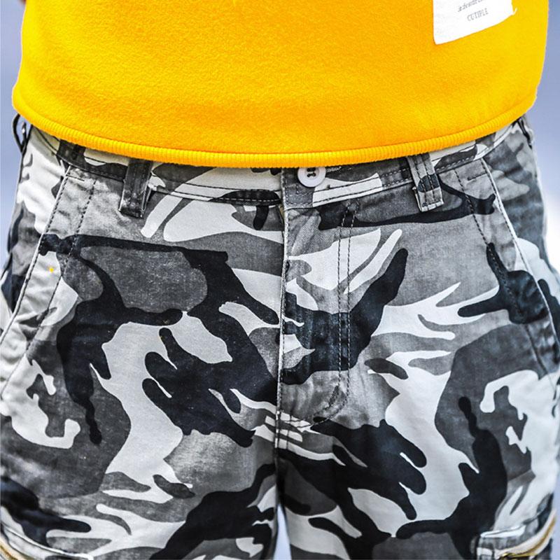 2017 новое прибытие 100% хлопок тощий Камуфляж брюки-карго мужчины, повседневная Камуфляж мужские брюки.