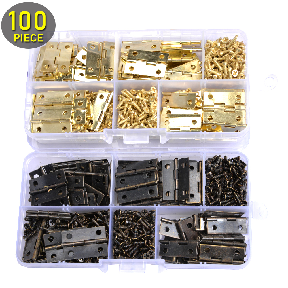 Mini Hinges Set with…