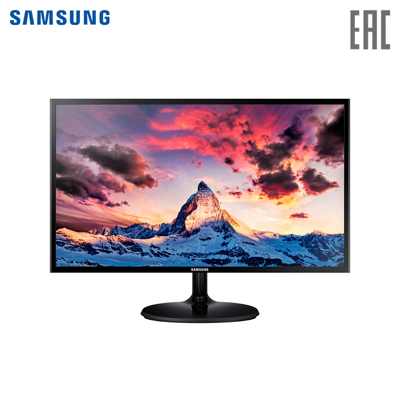 Monitor Samsung 23.5 S24F350FHI monitor 19