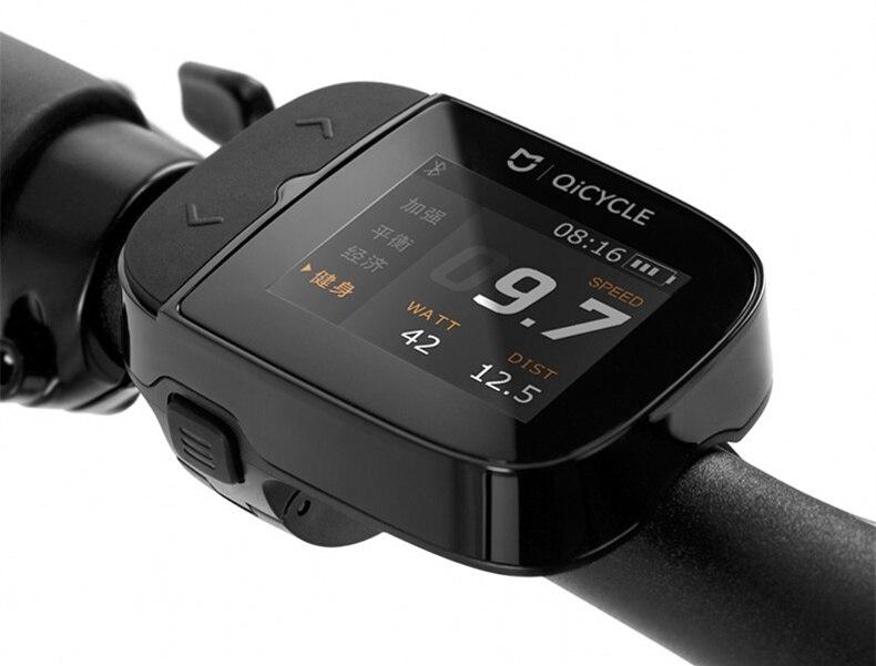 monitor de energia ef1 para bicicleta, acessórios originais