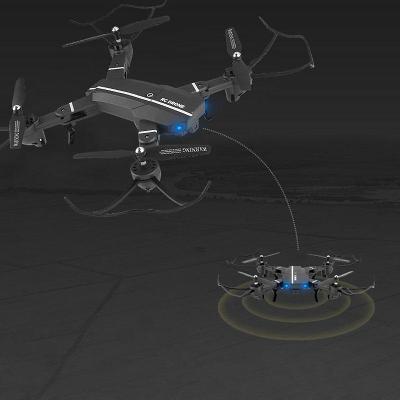 lensoul WIFI Live Transmission Quadcopter Foldable Toys Drone 200W Pixel EDC Travelinglensoul WIFI Live Transmission Quadcopter Foldable Toys Drone 200W Pixel EDC Traveling