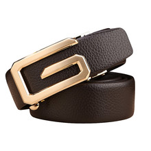 Bekele BOLO мужской ремень LEATHER MEN'S LEATHER BELT LEATHER BELT TOP LAYER LEATHER BELT AUTOMATIC BUCKLE BELT HALLOWEEN GIFT