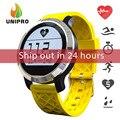 В Наличии! Makibes F69 Pro Спорт Smart Watch IP68 Водонепроницаемый Сердечного ритма Шагомер Sleep Monitor Call/SMS Напоминание для Android iOS
